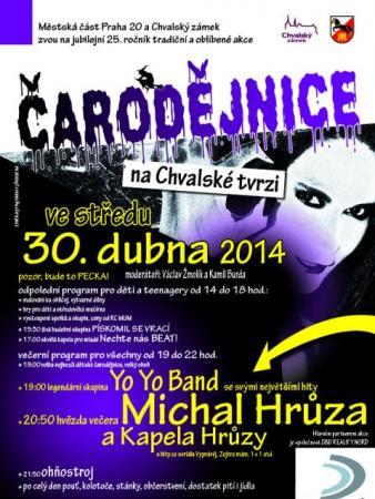 182eb749f23 ... Michal Hrůza a kapela Hrůzy  28.04.2014  Zveme Vás na akci